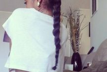 Braids, braids and more importantly braids  / by Kemi Akilapa