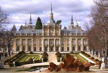 Segovia, Castilla y León, España (Spain) / Imágenes de Segovia (Comunidad de Castilla y León, España) y su provincia. / by Turismo en España - Tourism in Spain