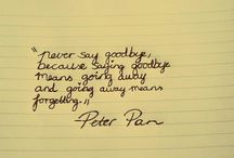Peter Pan / by I Love Disney!
