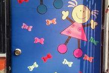 Sınıf dekorasyonu