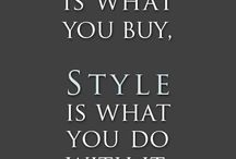 Fashion Quotes / An extensive collection of quotations by famous authors, celebrities, and newsmakers.