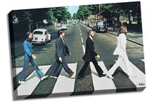 New! The Beatles Products Now Available / Steiner Sports recently reached an agreement with The Beatles to solely manage the images of this iconic band. We have turned these photos into wall art that is the perfect decor for any room. Exhibit this incredible collection in your home! / by Steiner Sports