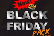 AK BLACK FRIDAY PACKS