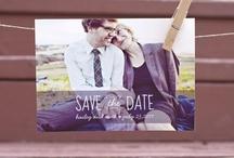 Saving dates.
