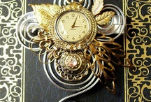 ♥CLOCKS♥ / by Karla Kinney