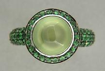 Garnet Jewelry / by Peter Suchy Jewelers