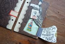 Art Journal/Smash Book Ideas / by Jennifer Schwartz