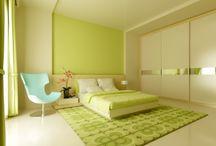 Álmaim otthona - hálószoba