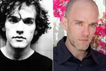 R.E.M. / #music #rock #band #r.e.m. #michael stipe