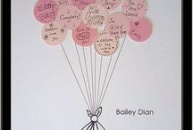 Baby Shower Ideas!!  / I already have 2 kids and only had one baby shower!  / by ღ αℓєχαи∂яια ღ