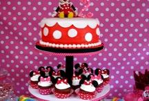 Little Girl Party Ideas / by Marcia Davis