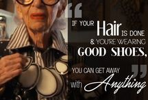Hair Inspirational Quote