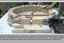 Build a pizza dome