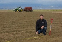 Stories from the Field:  Agronomist