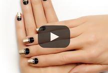 fine nail art