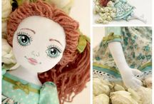 Bellas muñecas / Siempre me gustaron, y me encanta verlas.