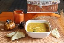 Soup Time / Soup is for every time of year, but there is something soothing and filling when it is colder weather and we need those stews and soups to warm us up!
