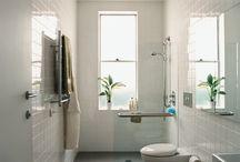 Bathroom ideas / Small bathroom ideas