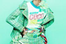 Veste tweed Chanel