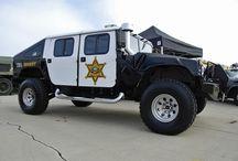 Badass cars and trucks
