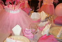 party ideas♣ let's Party► Girl Party Ideas