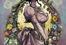 Lady Mechanika / Steampunk comic books