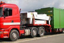 Container Transporte