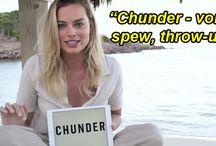 Margot Robbie Explaining Australian Slang Is Pretty Fair Dinkum