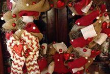 Wreath ideas  / by Alli Kraeling