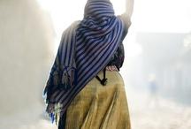 Foulards du monde / Foulards et étoles traditionnels du monde entier