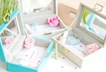 """Bridal Party Gifts / """"Will you be my bridesmaid/groomsman"""" ideas, gifts, and DIY ideas"""