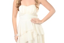 commencement ceremony white dress