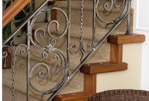 Lépcsőkorlátok