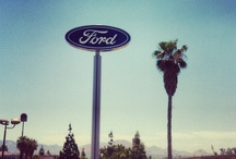 So Cal Ford Dealers do Instagram / Pic from the lots of your Southern California Ford Dealers, with iPhones in hand we fancy ourselves artsy fartsy photogs! :) / by Michael Correra