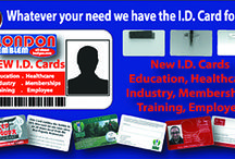 Plastic ID & Membership Cards / I.D. & Membership Cards can be used for Staff Cards, Photo Cards, Student Cards, Plastic Cards and Identity Cards.  The Identity Cards are plastic and printed to the same standard size of a credit card. They are long lasting and professional looking. They can be printed in full colour both sides, full colour on the front and black to the back or full colour to the front only with the back left white. Employee Cards can include