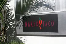 Naked Taco Miami Beach / Mexican Fare , South Beach, #getnaked, #nakedtaco, happy hour,  as seen by SobeSavvy.com
