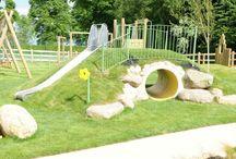 jardines para niños