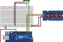 Arduino 7 Segmenti
