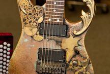 Musical Instruments / by Steve Freeman