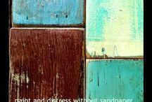Furniture: painting