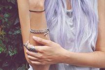 Pastel hair yas?