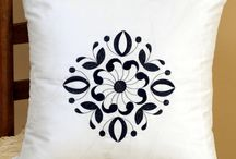 Decor to Make Your House a Home / Accessories that will beautify your home and make it your haven - everything is better with the right pillows and curtains / by Janaki Rao (Home From India)
