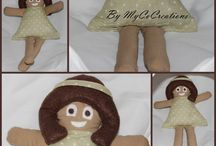 Handcrafted Toys / Toys for the youth, handcrafted with love by MyCoCreations