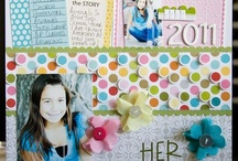 Scrapbooking / Scrapbooking / by Sarah Millerhouse