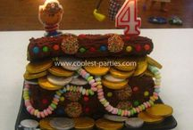 Best kids party cakes