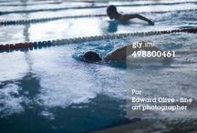 Getty Images and Edward Olive sports images stock photo