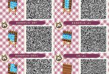 Suelos Animal Crossing