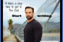 Writing Memes / by Dani Blogbooktours