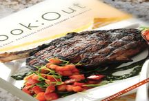 The (Cook) Book Shelf / { cooking books, magazines, and catalogs related to our products }