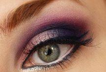 Eye Make-Up! / by Roberta Perez